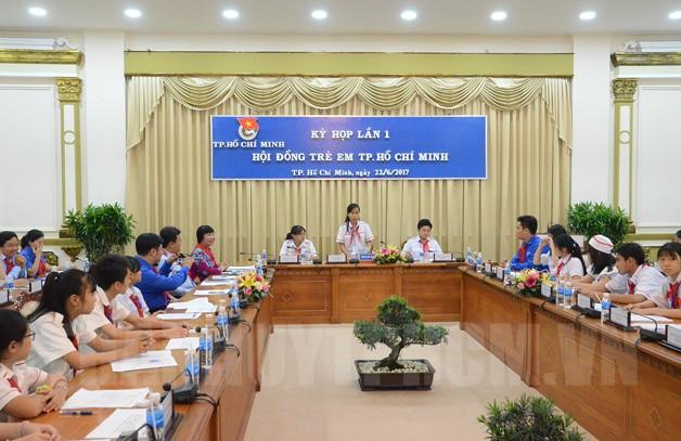 Opinions des enfants pour le développement de Hô Chi Minh-Ville