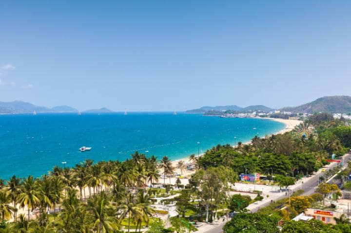 Les plages du Vietnam parmi les moins chères du monde