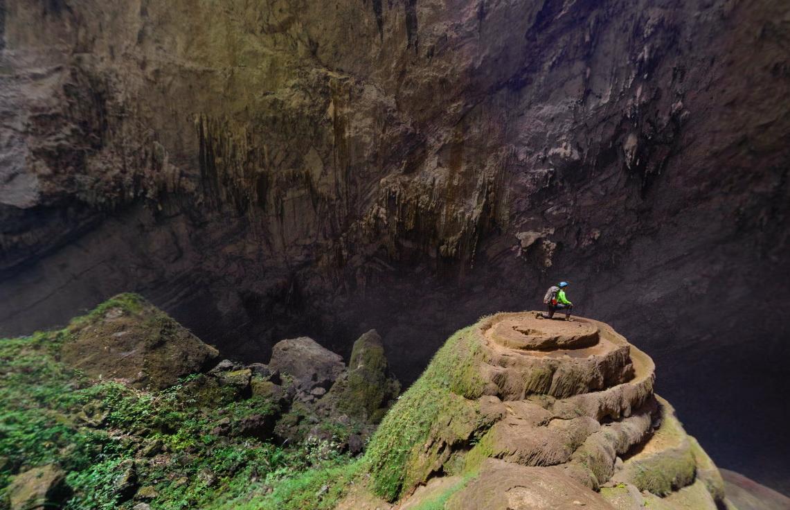 Deux records du monde pour la grotte de Son Doong