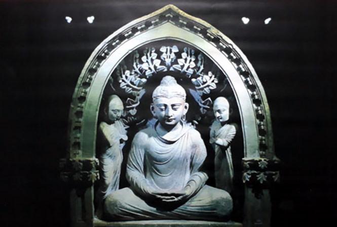 Exposition sur les patrimoines bouddhistes à Hanoï