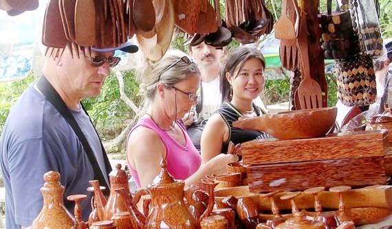 Booster le développement touristique dans le delta du Mékong