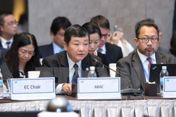 APEC: Le Vietnam appelle à un engagement continu de l'ABAC