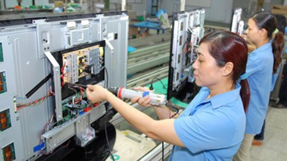 Ho Chi Minh-Ville: la production industrielle en hausse de 7,22%