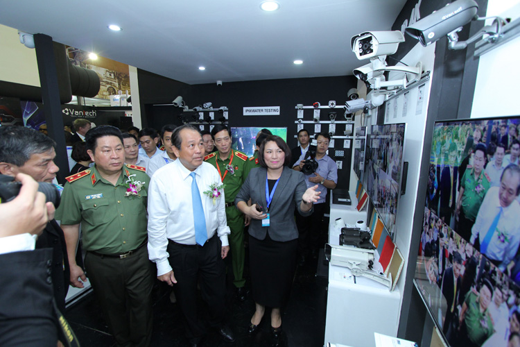Plus de 270 entreprises à l'exposition Fire Safety & Rescue Vietnam - Secutech Vietnam 2017
