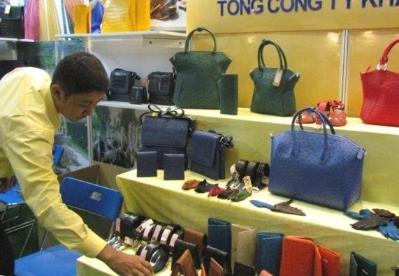 Prochaine 19e exposition internationale du cuir et des chaussures du Vietnam