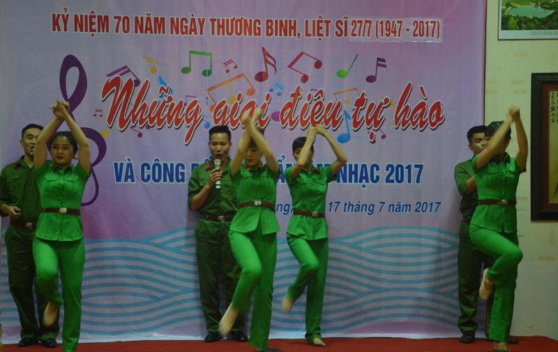 """Quang Ninh : soirée musicale """"Les mélodies fières"""""""