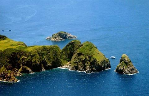 Développement touristique sur les îles Hon Mun et Hon Tre dans la baie de Nha Trang