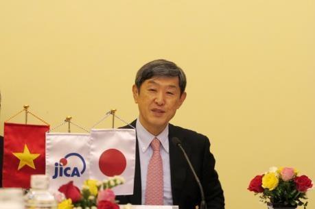 Le gouvernement japonais soutient la coopération entre la JICA et l