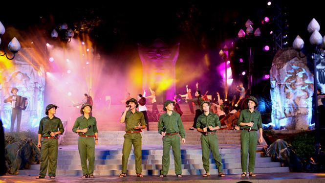 L'aspiration à la paix de Truong Son