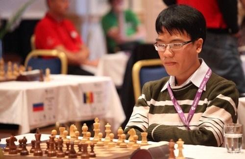 Le Quang Liem termine deuxième du tournoi d'échecs de Danzhou