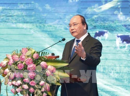 À Son La, le Premier ministre Nguyên Xuân Phuc montre la voie