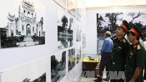 Exposition sur les examens impériaux du Vietnam