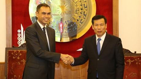 Vietnam - Malaisie: Intensifier la coopération culturelle, sportive et touristique