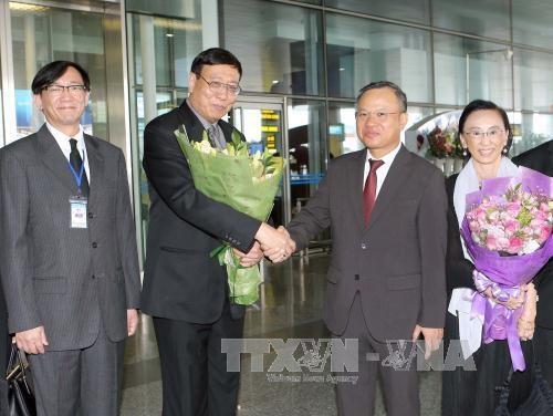 Le président de l'Assemblée nationale législative de Thaïlande se rend au Vietnam