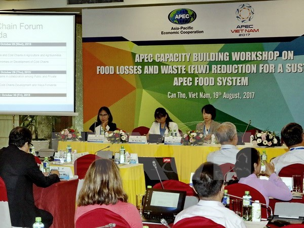 APEC: pour s'orienter vers un système alimentaire durable
