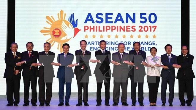 Ouverture de la 50ème Conférence des ministres des Affaires étrangères de l'ASEAN