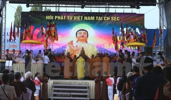 L'Association des bouddhistes vietnamiens en R.tchèque fête son anniversaire