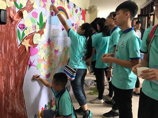 Ouverture du 5e Forum national des enfants 2017
