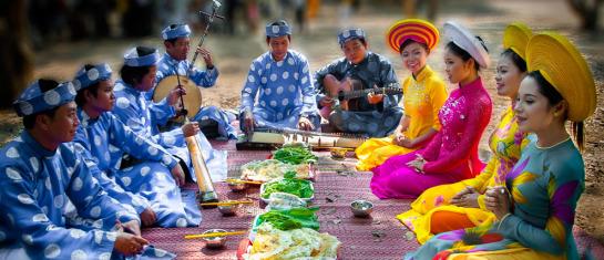 Vietnam et les patrimoines culturels immatériels de l'humanité