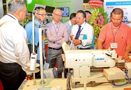 Bientôt l'exposition internationale de l'industrie du textile-habillement 2017 à Hô Chi Minh-Ville