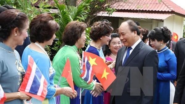 Le PM vietnamien termine sa visite officielle en Thaïlande