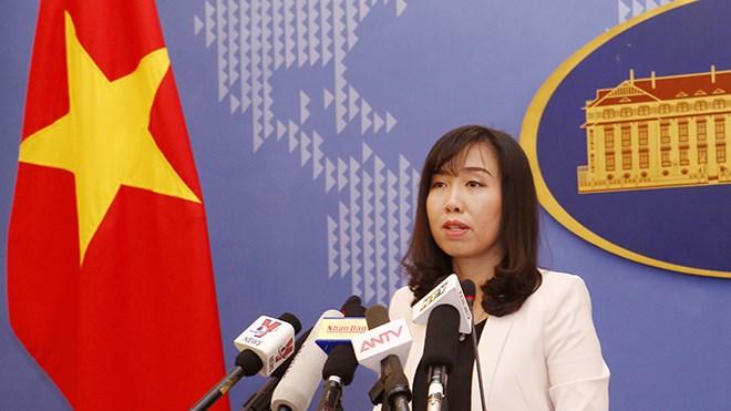 Le Vietnam proteste contre la violation taïwanaise de sa souverainté