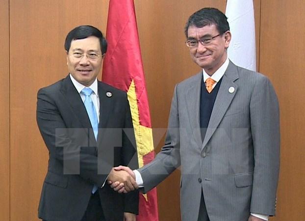 AMM-50: le Japon et la R. de Corée soutiennent les initiatives de sécurité du Vietnam
