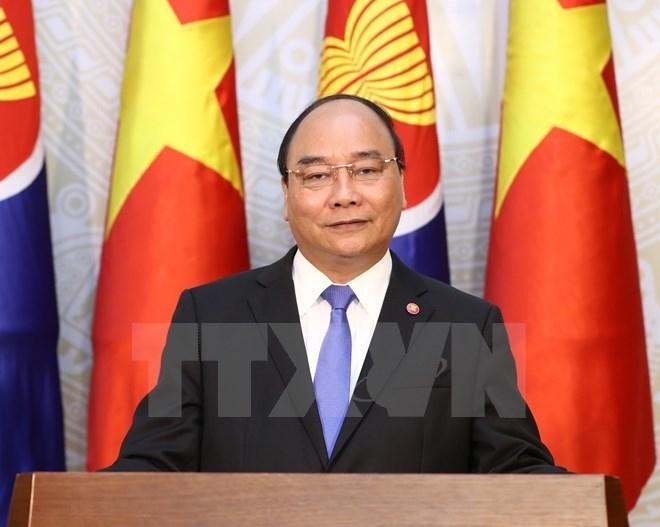 Le PM Nguyên Xuân Phuc plaide pour une ASEAN unie et autonome
