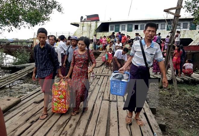 Myanmar: le gouvernement appelle à la coopération pour la paix au Rakhine