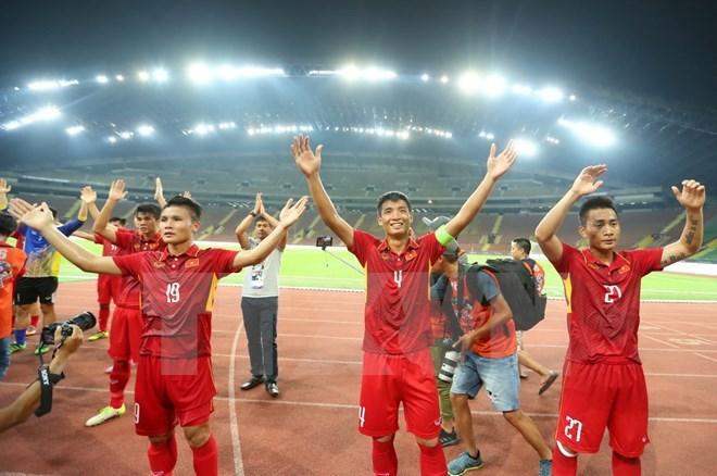 SEA Games 29: le football vietnamien poursuit sa balade de santé