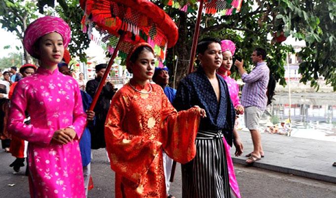 Quang Nam: Ouverture du 15e programme d'échange culturel Hôi An - Japon