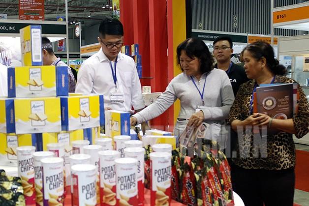 Hô Chi Minh-Ville : plus de 500 entreprises au Salon international de l'alimentation et des boissons