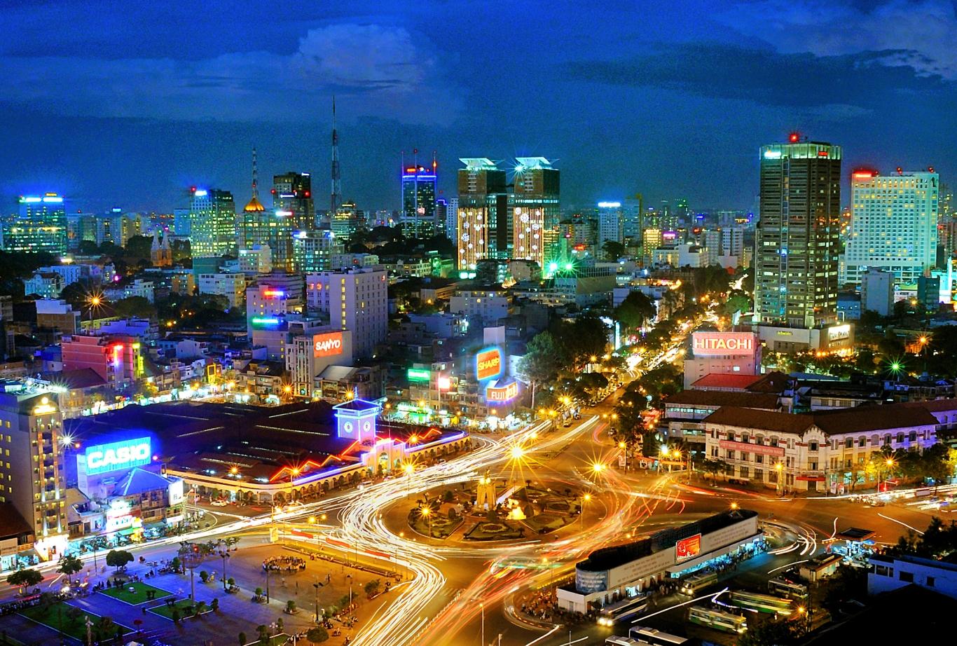 Bloomberg: Hô Chi Minh-Ville, 2e ville de plus forte croissance en Asie-Pacifique
