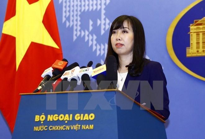 Le Vietnam regrette la déclaration de l