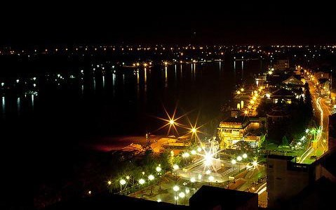 Festival des lanternes à Can Tho