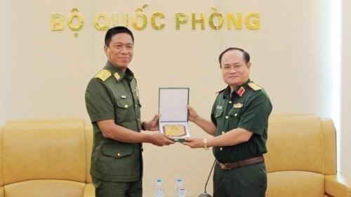 Le Vietnam et le Myanmar coopèrent dans la médecine militaire