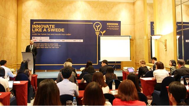 Le concours « Innover comme un Suédois » se lance au Vietnam