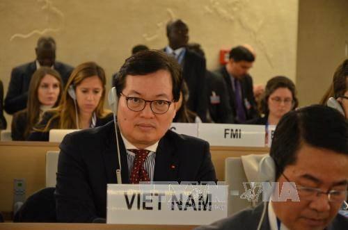 Ouverture de la 36e session ordinaire du Conseil des droits de l