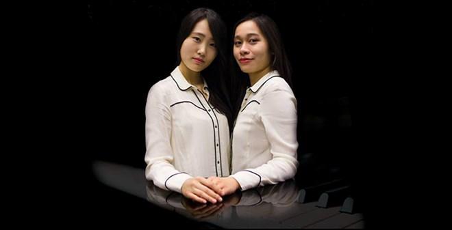 Duo de piano de Vietnam-Corée à Hanoi et Ho Chi Minh-Ville