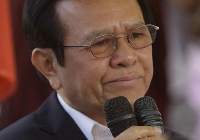 Cambodge: le président du CNRP accusé de trahison