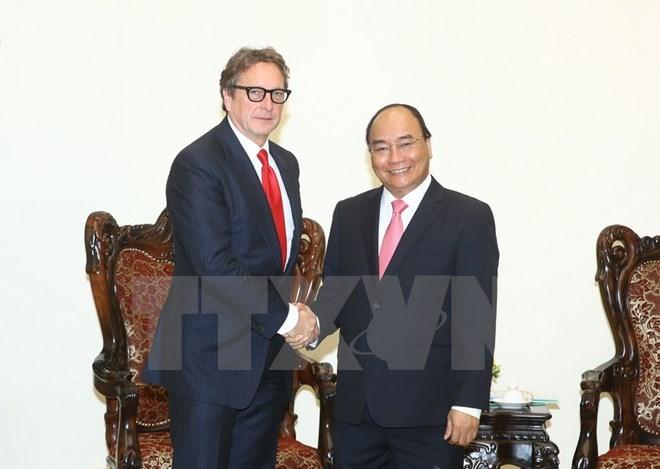 Le PM Nguyên Xuân Phuc s'engage à créer des conditions favorables aux investisseurs américains