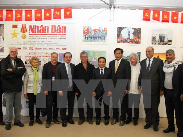 Le Vietnam au festival du journal L