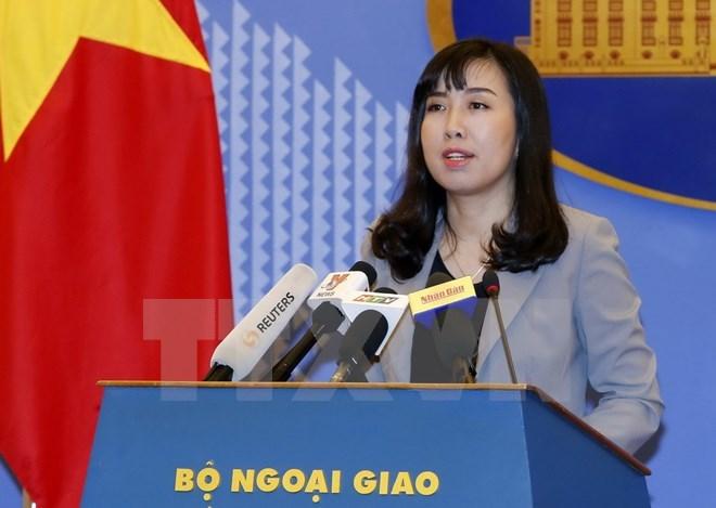 La Chine doit respecter la souveraineté vietnamienne sur l'archipel de Hoang Sa
