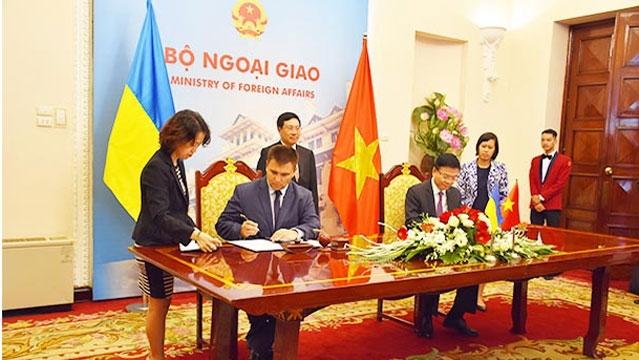 Vietnam - Ukraine : Intensification de la coopération sur la justice