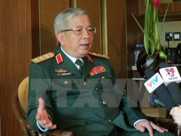 Ouverture de la 9e Conférence des vice-ministres de la Défense ASEAN-Japon