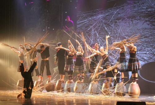 Le Festival international de danse s'ouvre à Ninh Binh