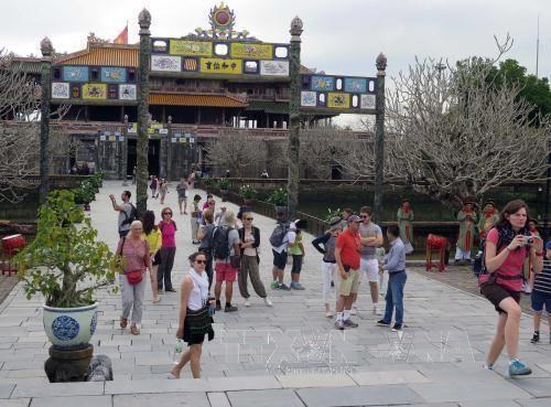 Hue a accueilli 25.000 touristes lors la Fête nationale