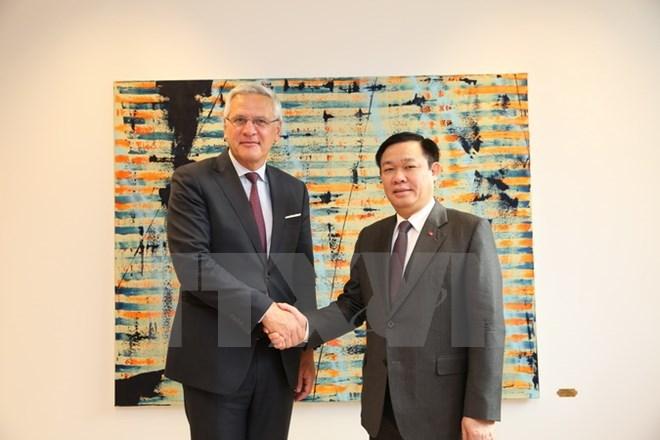 Vietnam et Belgique promeuvent les relations de coopération bilatérale