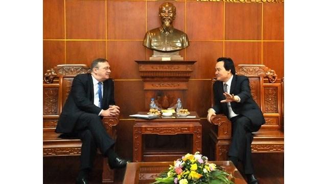 Vietnam et Hongrie renforcent leur coopération dans l'éducation