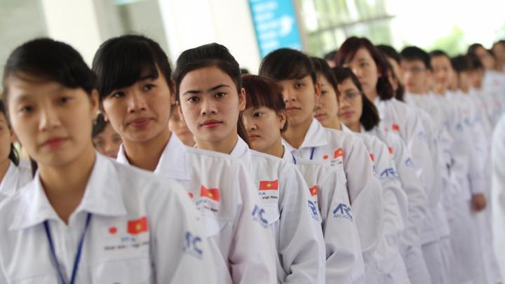 La coopération Vietnam - Sakai dans l'industrie et les ressources humaines